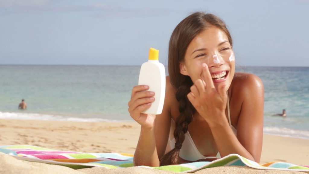 how to use sunscreen