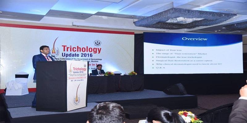 trichologist lecture