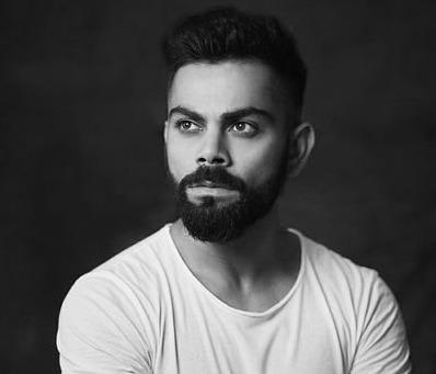 Virat Kohli beard skin protection