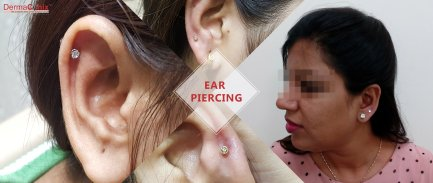 ear piercing in south delhi