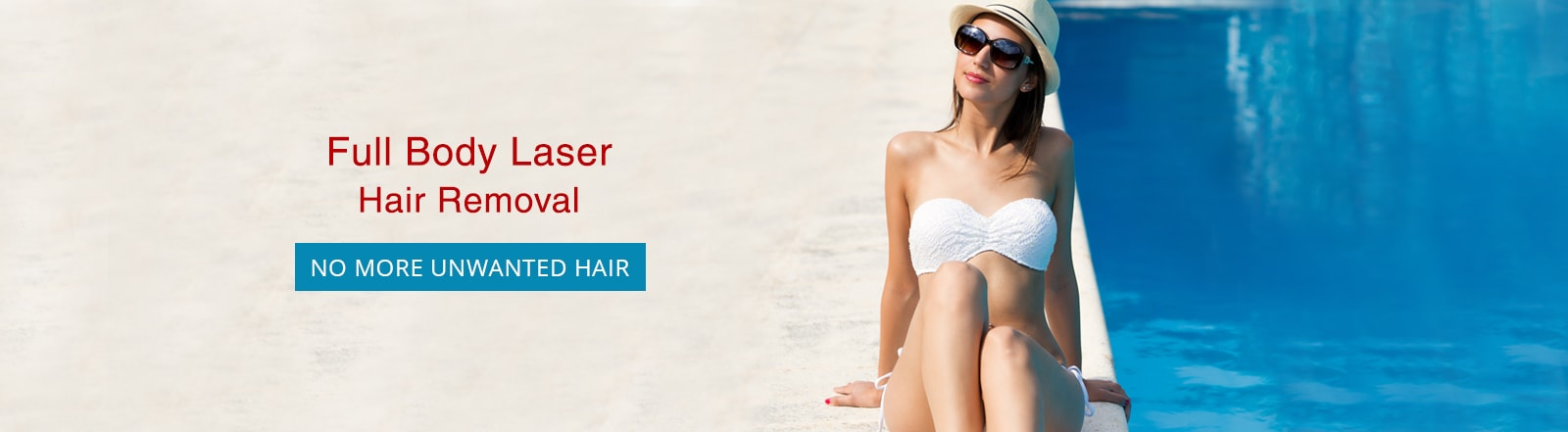 full body laser hair removal in south delhi